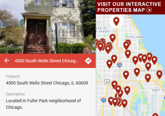 Cheap Chicago homes for sale with owner financing and we buy
